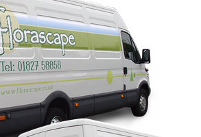 van and lorry graphics