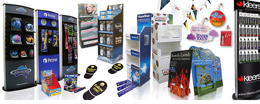 point of sale display uk