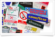 Self-Adhesive Stickers