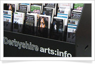 Literature and Leaflet Dispenser Display Stand